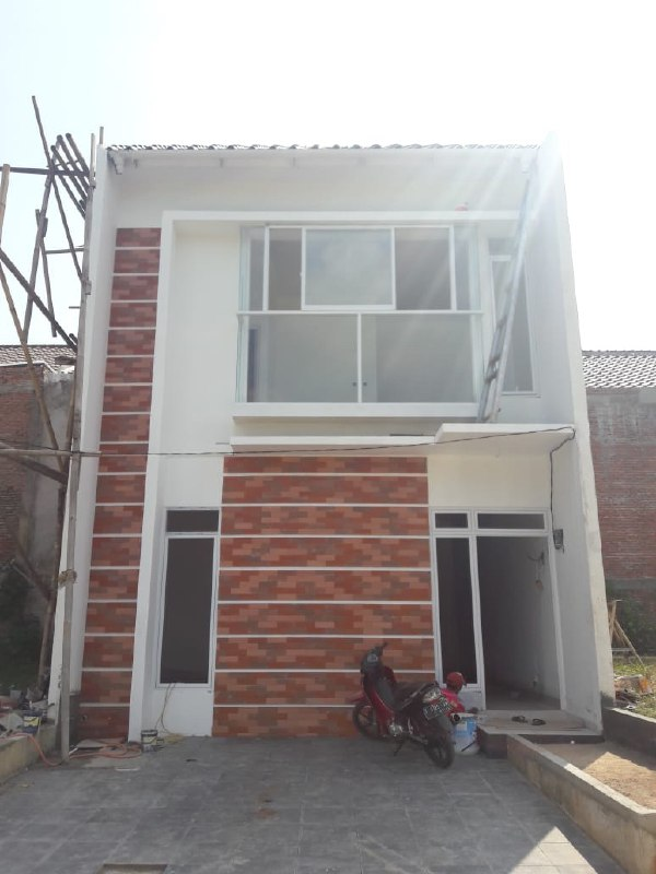 rumah syariah di cipayung cilangkap mangifera progress 23