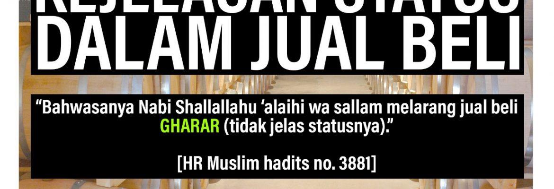 perumahan syariah edukasi status jual beli