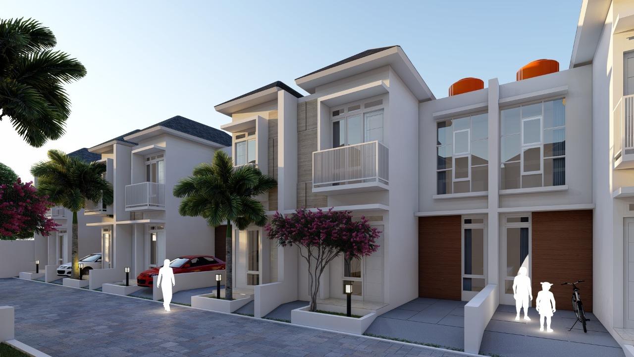 perumahan syariah - perumahan syariah depok - design 3d terbaru al-ihsan residence 3 2 - davpropertysyariah.com