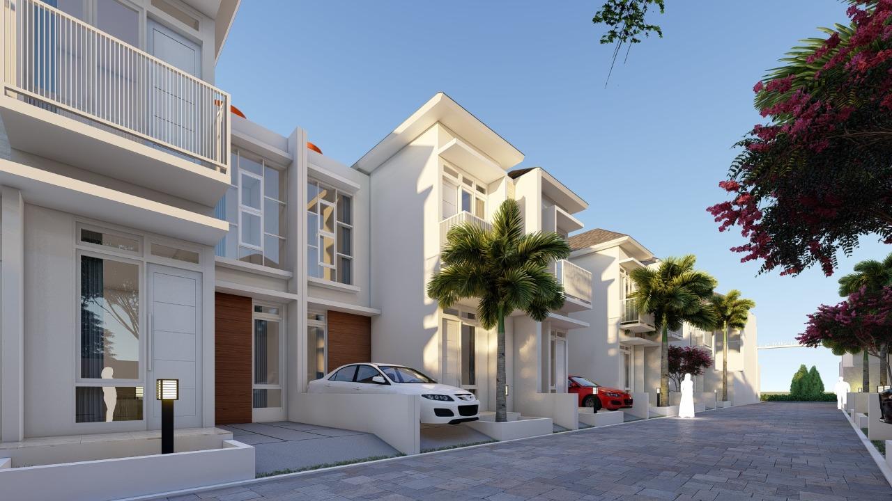 perumahan syariah - perumahan syariah depok - design 3d terbaru al-ihsan residence 3 3 - davpropertysyariah.com