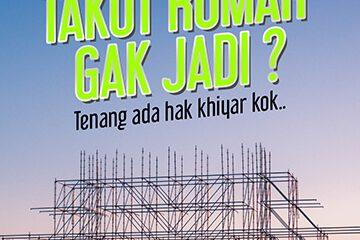 rumah syariah di jabodetabek - takut rumah gak jadi DAV Prosyar - davpropertysyariah.com