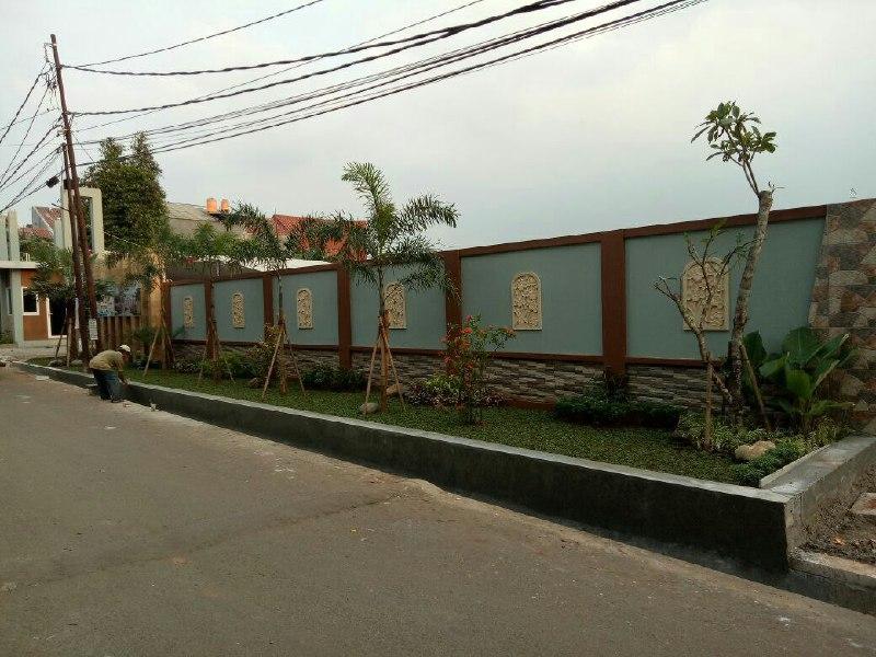 Perumahan syariah di cibubur ciracas jakarta timur Gardenia Village Cibubur 9