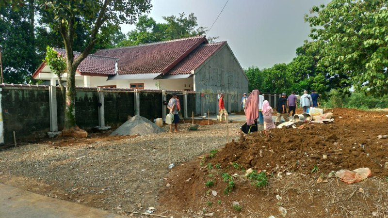 rumah syariah di cilebut bogor kencana hills 28