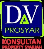 perumahan syariah di jabodetabek - logo dav PROSYAR - davpropertysyariah.com