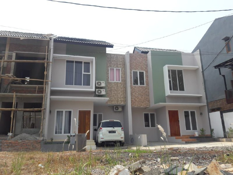 perumahan syariah bekasi - perumahan syariah jatiwarna - foto lokasi terbaru nucifera residence 1 - davpropertysyariah.com