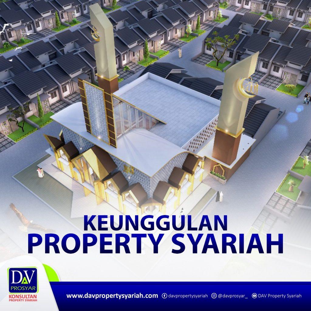 keunggulan properti syariah