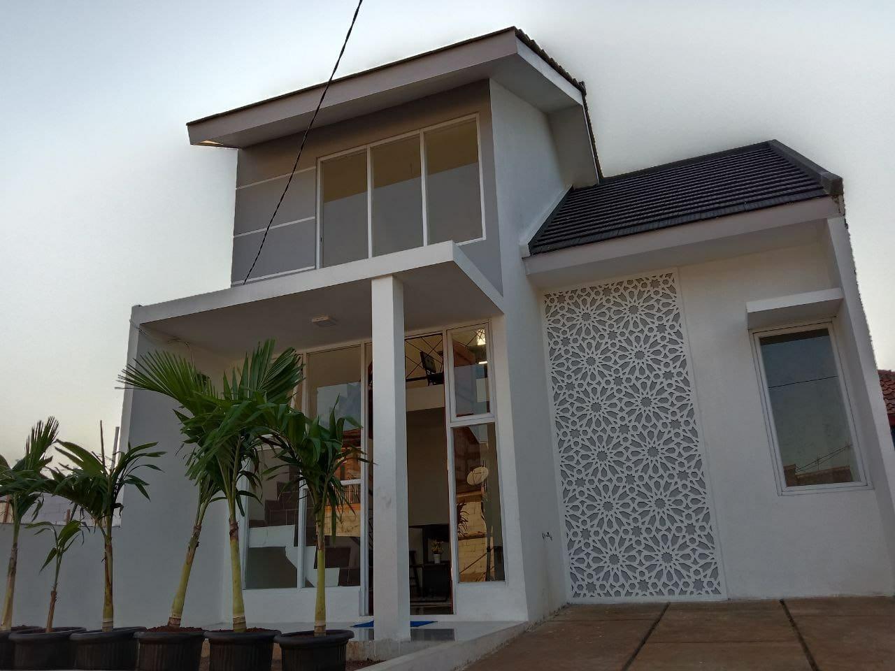 perumahan syariah bekasi - perumahan syariah tambun - progres rumah contoh 2 - green jatimulya - davpropertysyariah