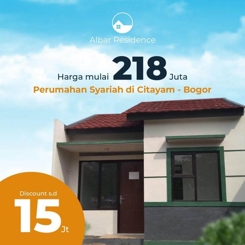 Rumah Syariah - Rumah Syariah Bekasi - Rumah Syariah Bogor - Rumah Syariah Jakarta - Rumah Syariah Tangerang - Rumah Syariah Depok -perumahan syariah bogor citayam
